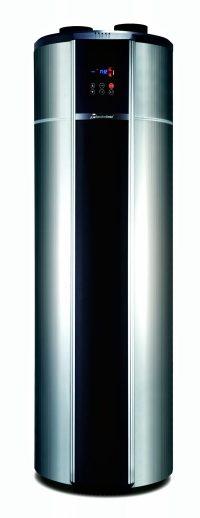 Водонагреватель накопительный 150 литров с тепловым насосом воздух-вода RS-3.6FAD/150L