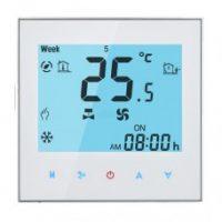 Комнатный термостат BECA FАС-1000 с двумячетырьмя клапанами управления с Wi-Fi