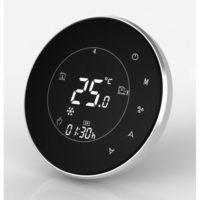 Комнатный термостат 5A с WiFi управлением и подсветкой модель FHT-6000GALW
