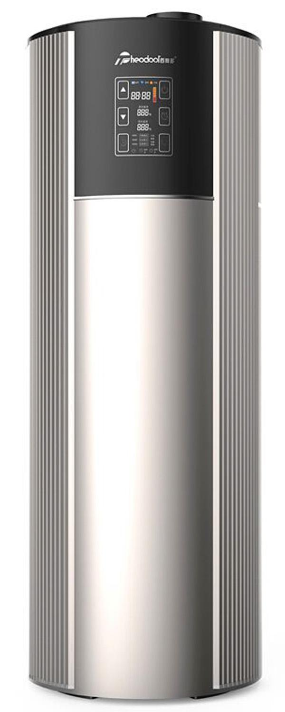Накопительный бак с тепловым насосом х9