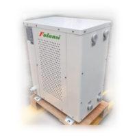 Геотермальный тепловой насос вода-вода 7 кВт модель FW-02