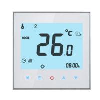 Комнатный термостат 16A с WiFi управлением и подсветкой модель FHT-1000GBLW
