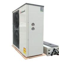 инверторный тепловой насос воздух-вода отопл./охл.+гор.вода 17 кВт модель FAD-05S (сплит)