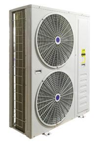 Инверторный тепловой насос воздух-вода отопл./охл.+гор.вода 23,5 кВт модель FMP-050DC/230V