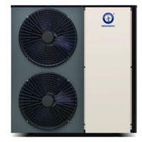 New energy group серия отопление/охлаждение +горячая вода