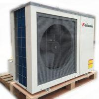 инверторный тепловой насос воздух-вода отопл./охл.+гор.вода 9 кВт модель FAD-03S (сплит)